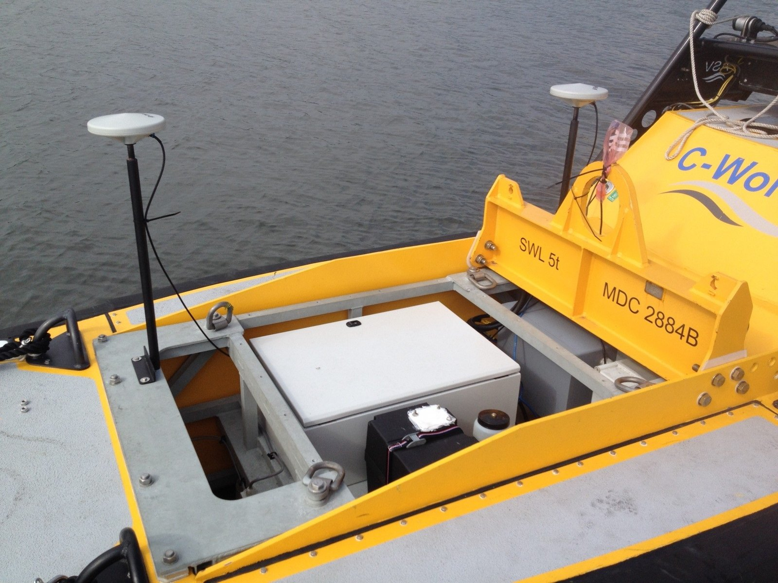 Coastal Hydrographic Survey with Unmanned Surface Vehicles (USVs)