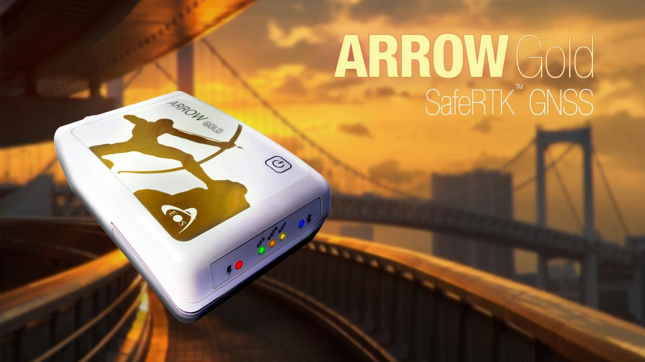 Eos Positioning Systems®, Inc  (Eos) Arrow Gold | Geo