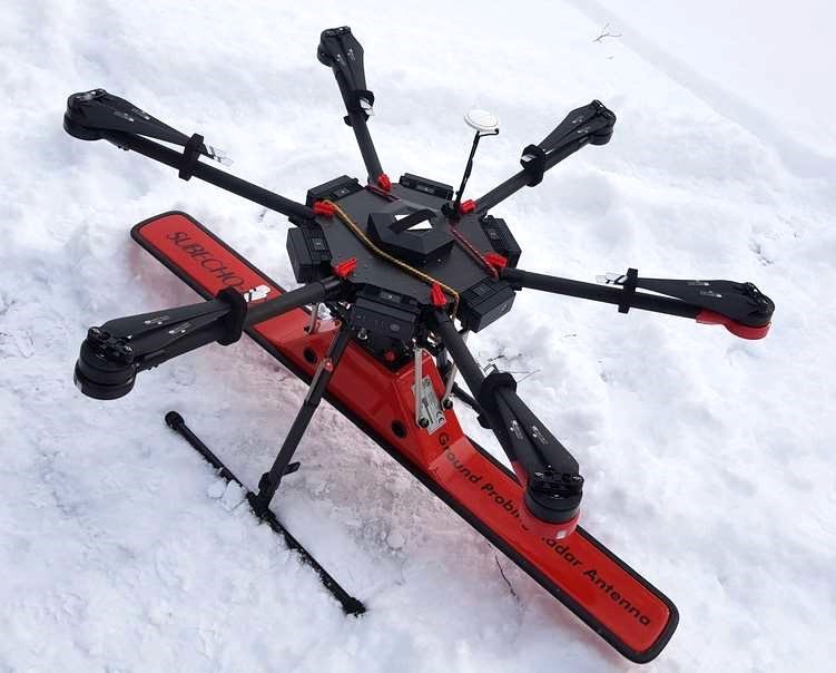 New Approach to use Ground Penetrating Radar (GPR