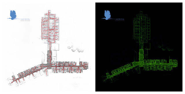 Geomatching | Hospital Mapping and 3D Modelling With Indoor Mobile