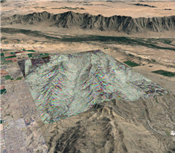 Mining Exploration and Remote Sensing Imagery