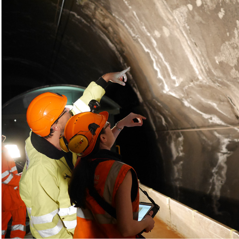 Amberg Inspection – The future of tunnel inspection