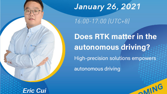 Does RTK Matter in Autonomous Ddriving?