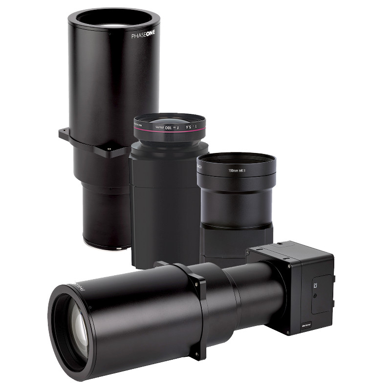 Phase One Industrial High Performance Lenses 150-300mm