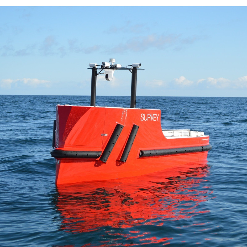 Unmanned Survey Solutions USS Accession Class USV