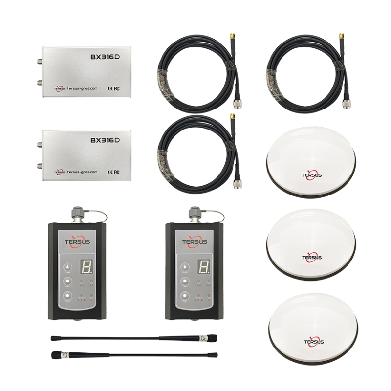 Tersus GNSS GNSS RTK Kit - BX316D | Geo-matching com