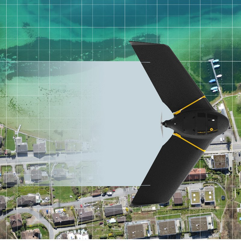 eBee X is the fixed-wing drone for all your mapping needs. Designed to boost the quality, efficiency and safety of your data collection, it has a camera to suit every job, the accuracy and coverage to meet every project's requirements, and can work virtually every type of site.