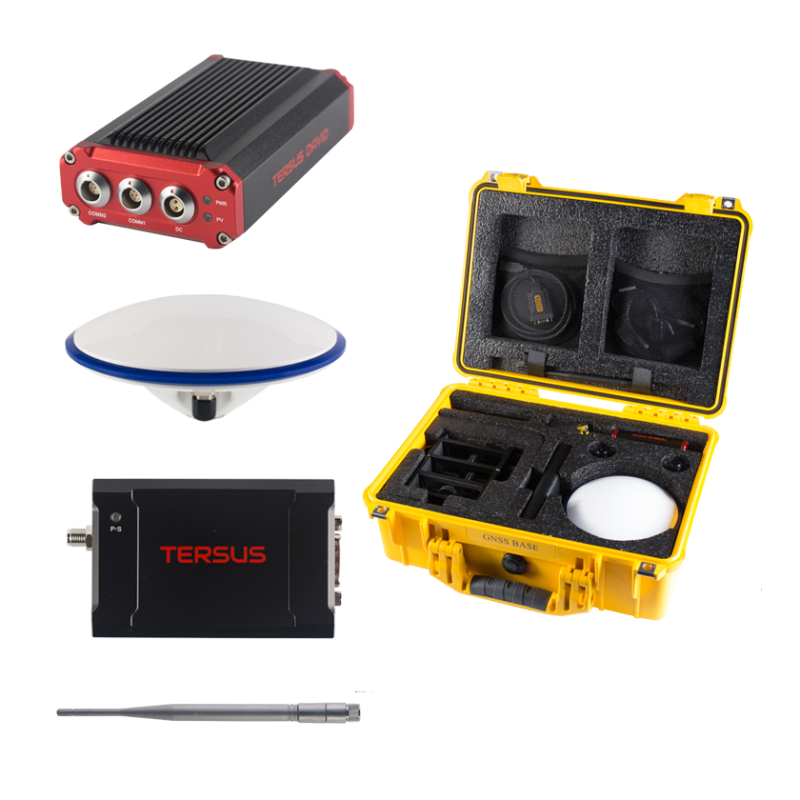 David GNSS Receiver - Base Kit with 1W Radio Station