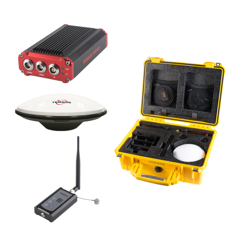 David GNSS Receiver - Base Kit with 2W Radio Station
