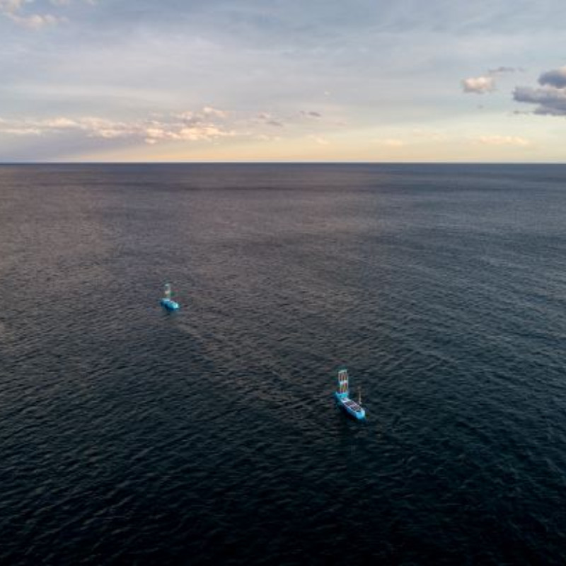 Bluebottle Unmanned Surface Vessels
