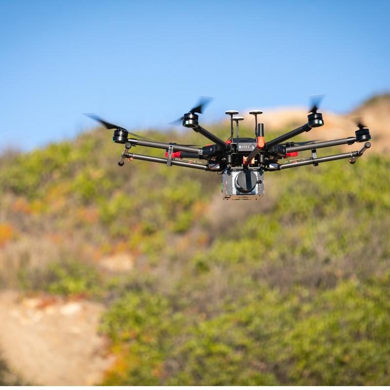 NextCore UAV LiDAR | Geo-matching com
