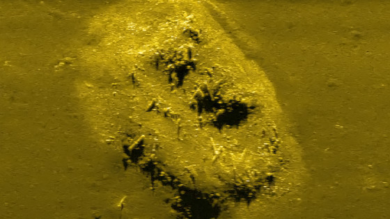 EdgeTech Sonar Instrumental in Discovery of 17 Billion Dollar Spanish Galleon San Jose