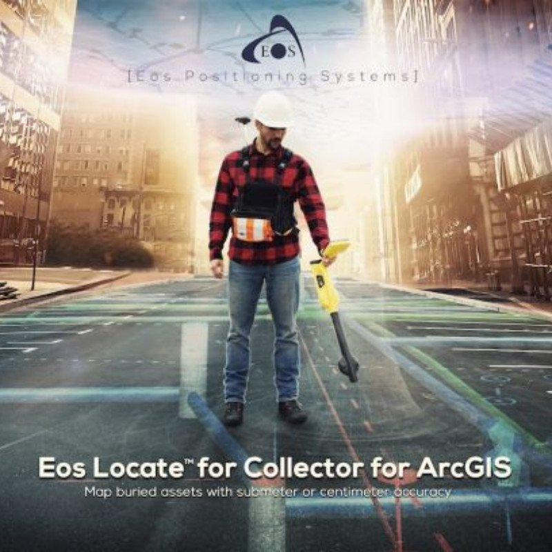 Eos Locate™ for ArcGIS Apps