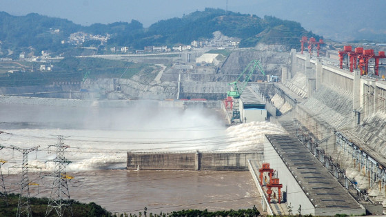High-resolution Seismics  for the Three Gorges Dam in China