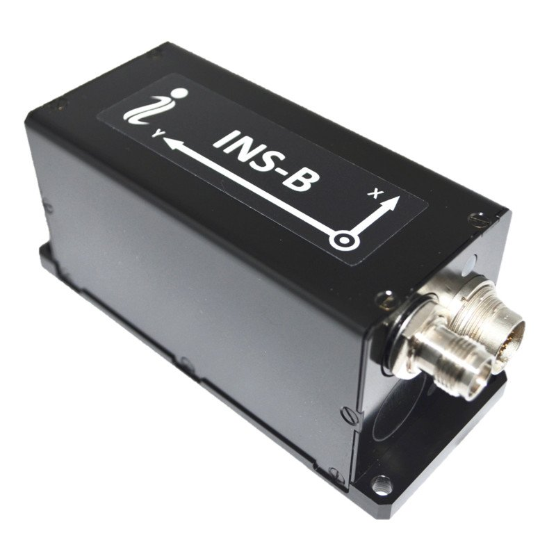 INS-B – Basic Single Antenna GPS-Aided Inertial Navigation System