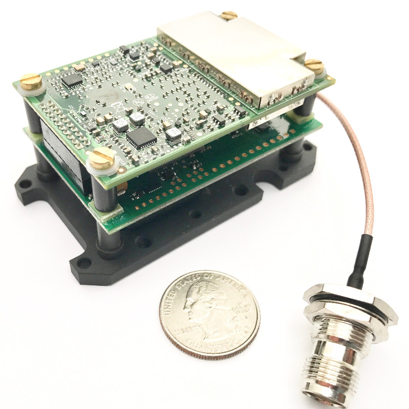 OEM versions of Single & Dual Antenna GPS-Aided Inertial Navigation Systems (INS-B-OEM, INS-D-OEM, INS-DL-OEM