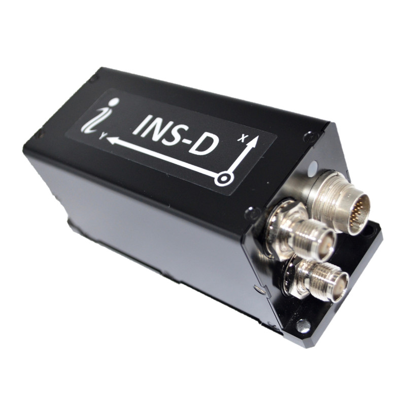 INS-D - Dual antenna GPS-Aided Inertial Navigation System