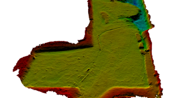 Shallow Inland Water Bathymetry Using the Kongsberg GeoAcoustics' GeoSwath System Fitted to an USV