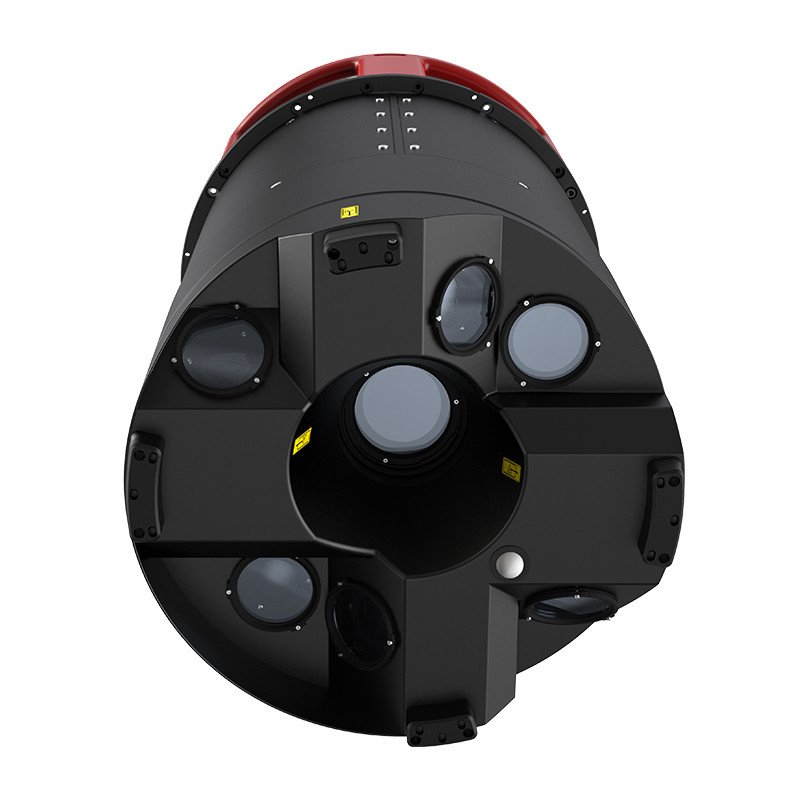 Leica CityMapper-2 High-Performance Hybrid Urban Mapping Sensor