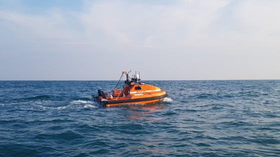 OceanAlpha to Showcase Long-Endurance USV at OI2020