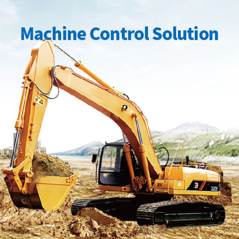 Smart Machine Control Solution