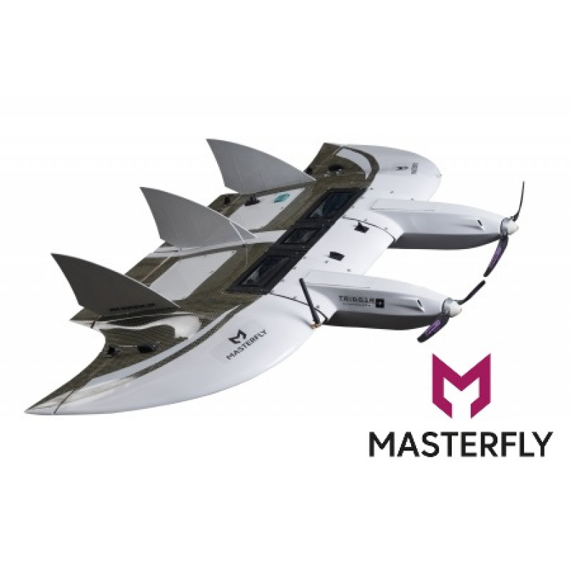 MasterFly - High Performance Mapping UAS