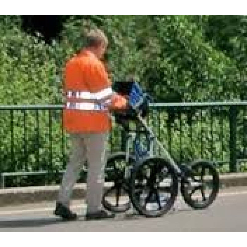 BridgeScan Ground Penetrating Radar