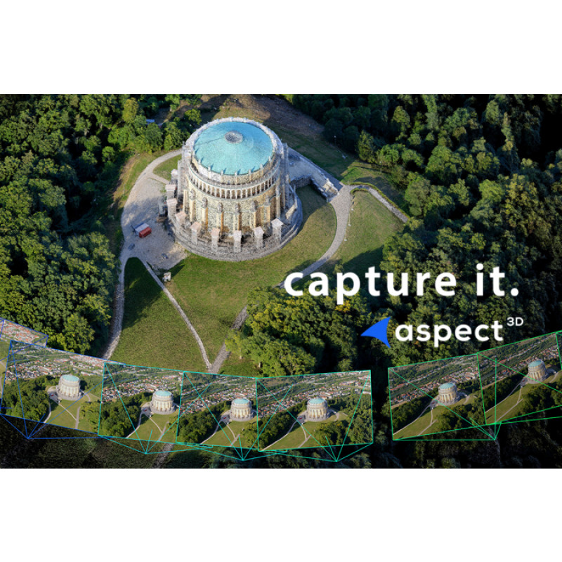 aspect 3D Photogrammetry Software