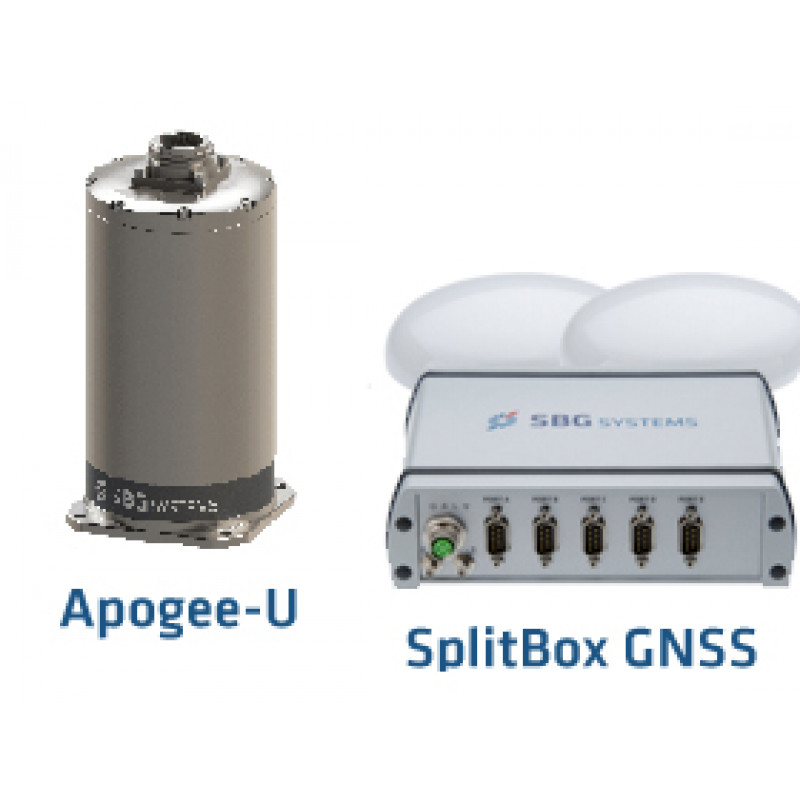 Apogee and SplitBox GNSS