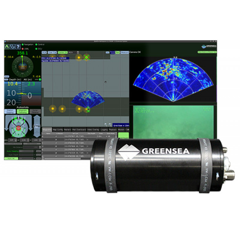 Greensea Systems GS3 INS MEMS