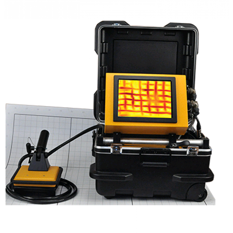 1000 Series 3D & 2D Concrete Inspection Systems