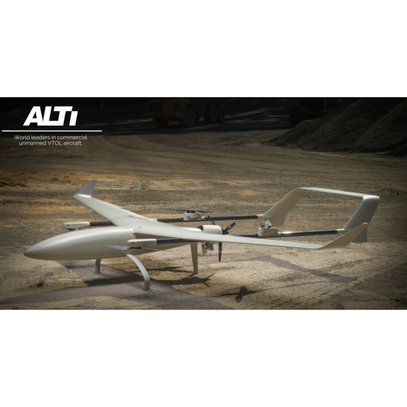 Transition - commercial VTOL UAS