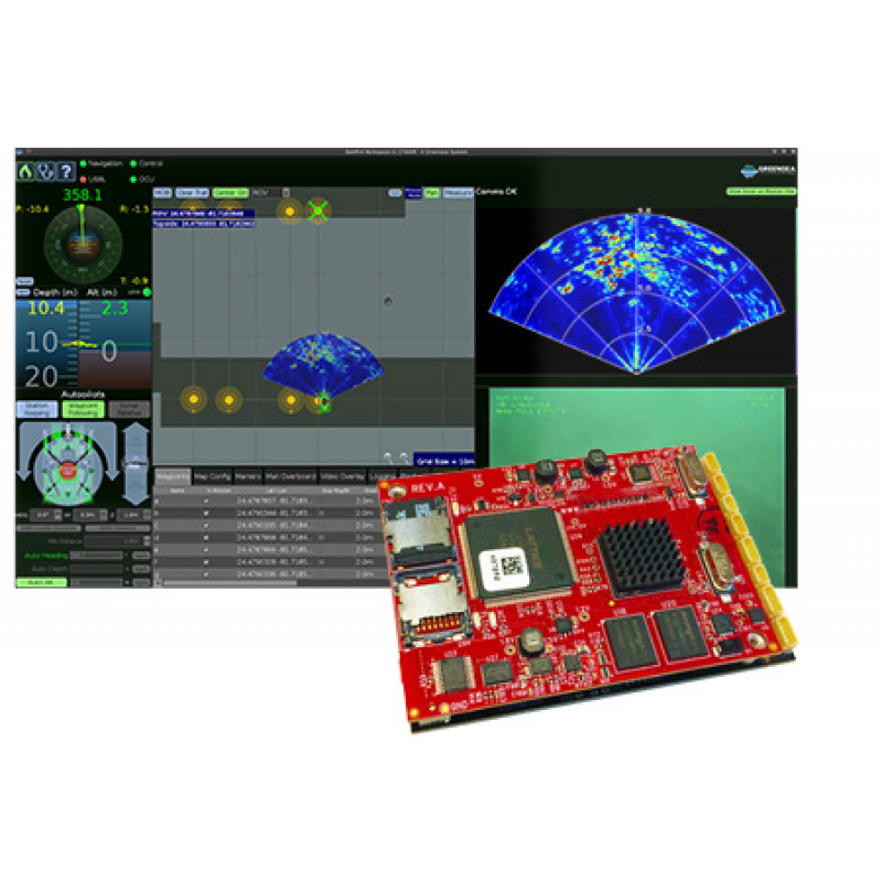 GS1 Inertial Navigation System (Software only)