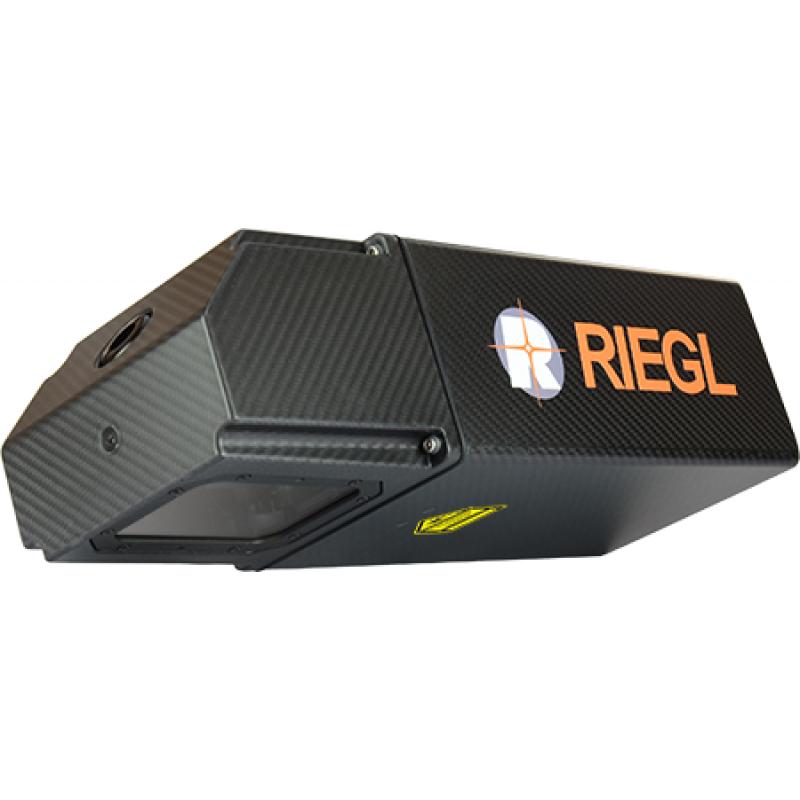 RIEGL BDF-1 | Geo-matching com