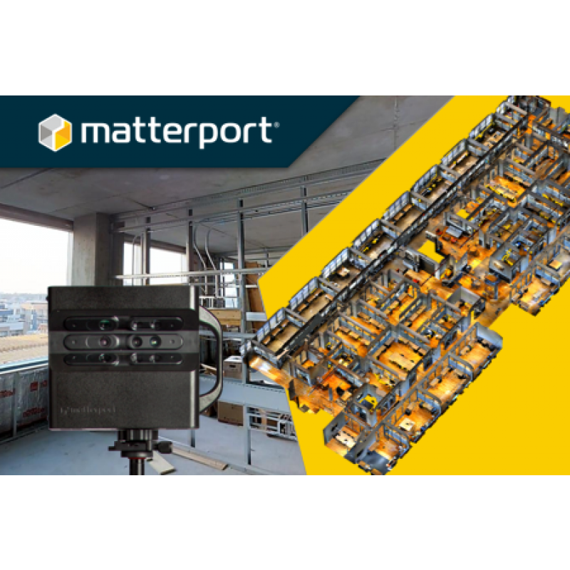 Matterport | Geo-matching com