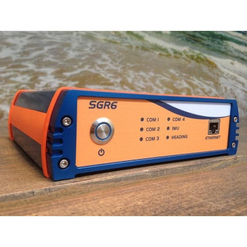 Seabed SGR6-S GNSS Receivers