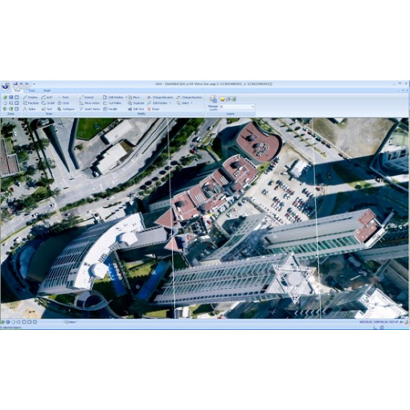 Pix4D Pix4Dmapper | Geo-matching com