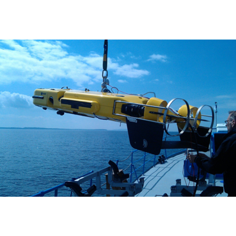 Solstice Multi Aperture Sonar for AUVs