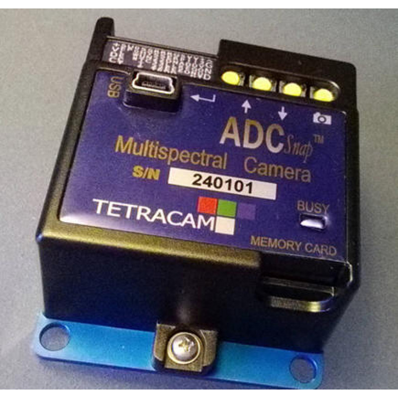 ADC Snap; multispectral camera