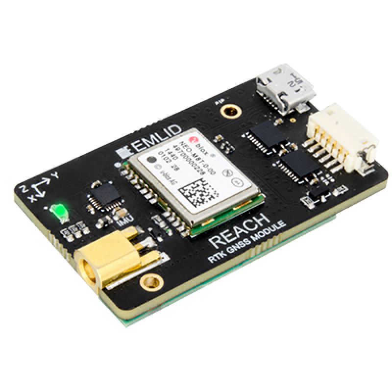 Reach RTK GNSS Receiver