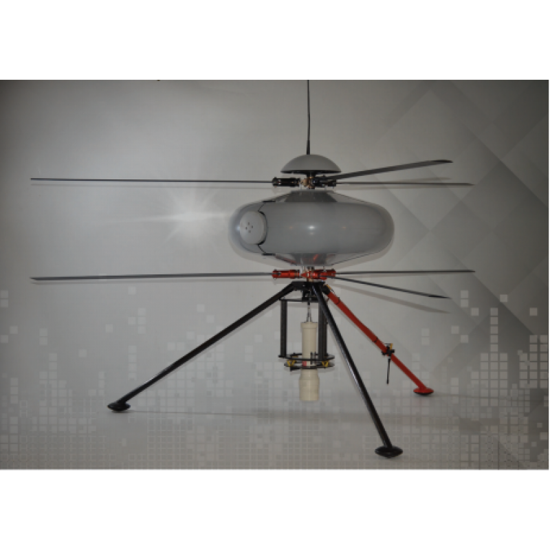 IT180 mini UAV for hazardous  environments