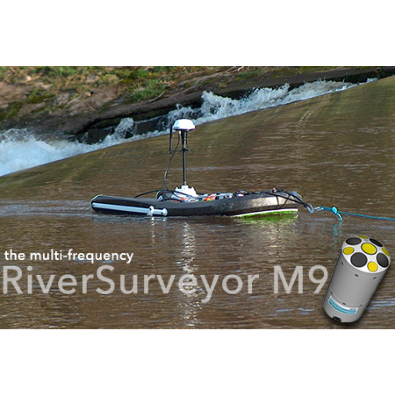 Geomatching | SonTek RiverSurveyor M9