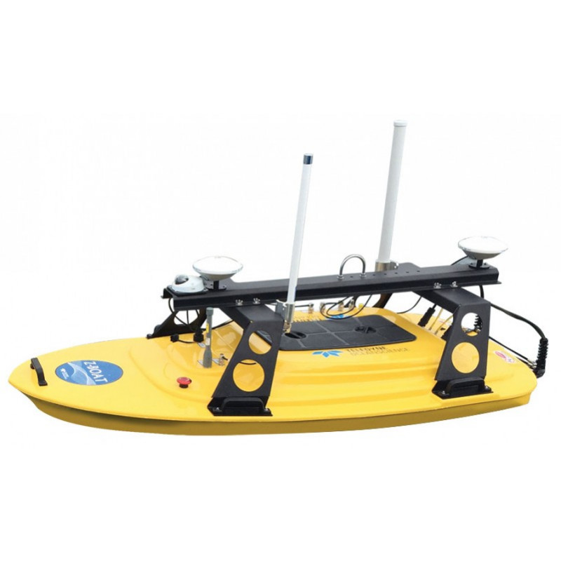 Teledyne Oceanscience Z-Boat 1800 RP with Ruggedized Hull and Mounting Frame