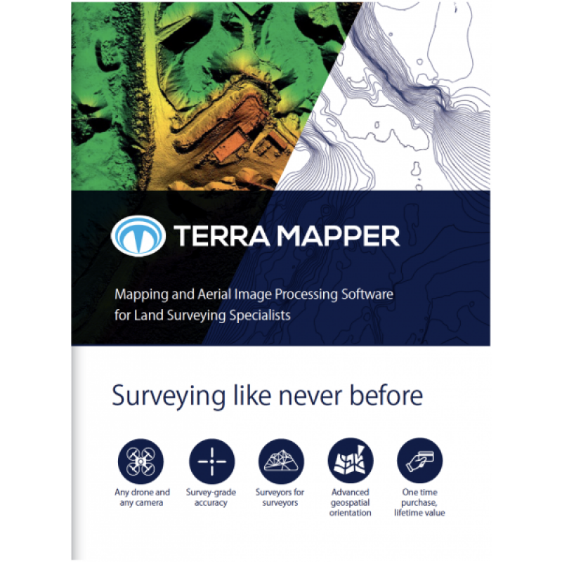 Terra Drone Corporation Terra Mapper Desktop