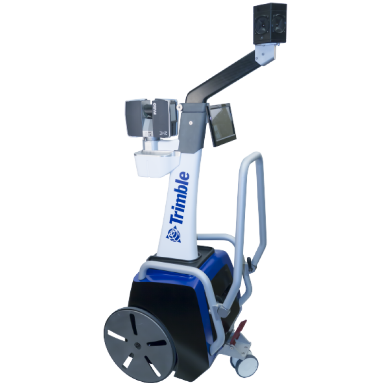 Trimble Indoor Mobile Mapping System