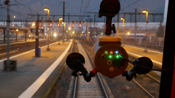 Mobile Mapping for Recurrent Data Collection Along the French National Railway Network