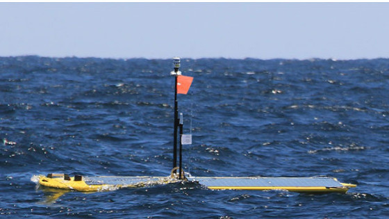 Monitoring Water Quality with Unmanned Surface Vehicles (USVs) in the Gulf of Mexico After Hurricane Harvey