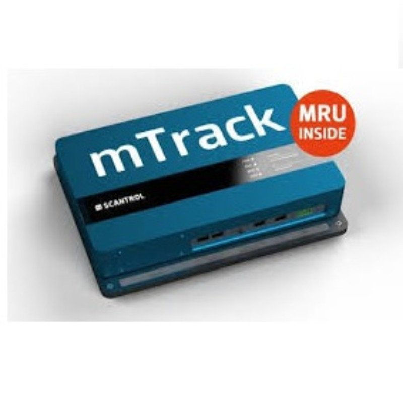 mTrack AHC controller Integrated MRU