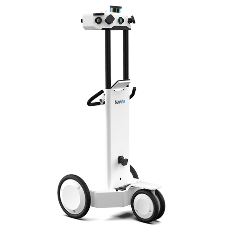 NavVis M6 Indoor Mobile Mapping Trolley