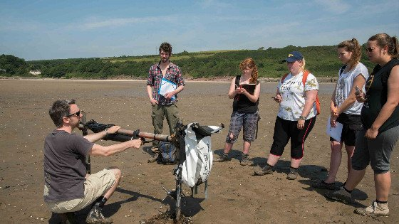 How Bangor University Students Increase Their Understanding of Sedimentation with Nortek